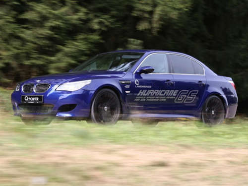 Tuning BMW: Der Hurricane GS von G-Power