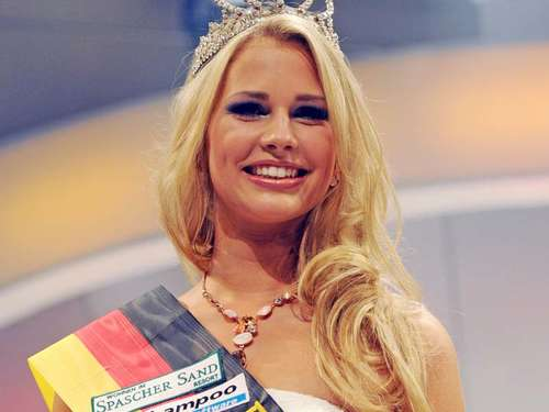 "Mathe-Studentin ist ""Miss Germany 2013"""