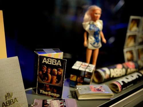 Eröffnung des ABBA-Museums in Stockholm