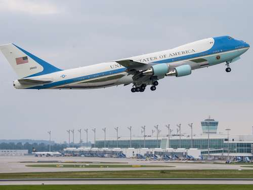 US-Präsident bekommt neue Air Force One