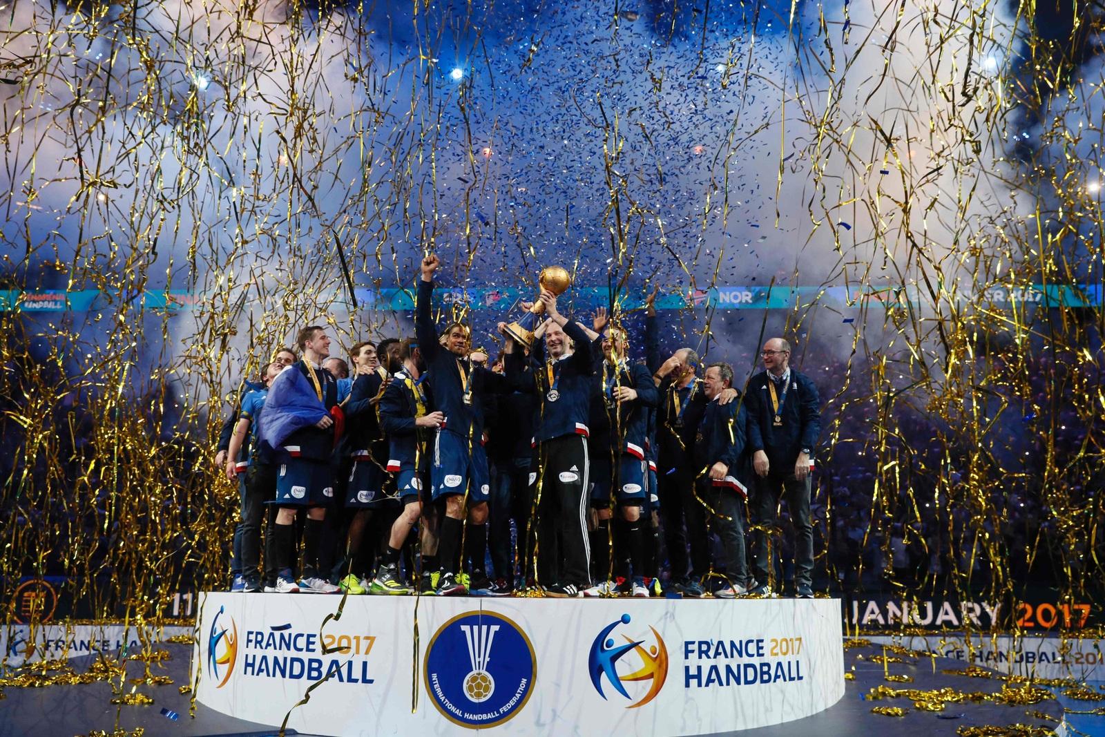 frankreich norwegen handball