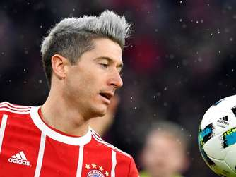 Bayern-Star Lewandowski: