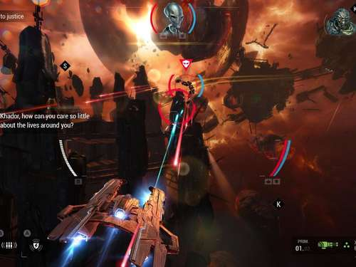 """Galaxy on Fire"" kommt auf die Nintendo Switch"
