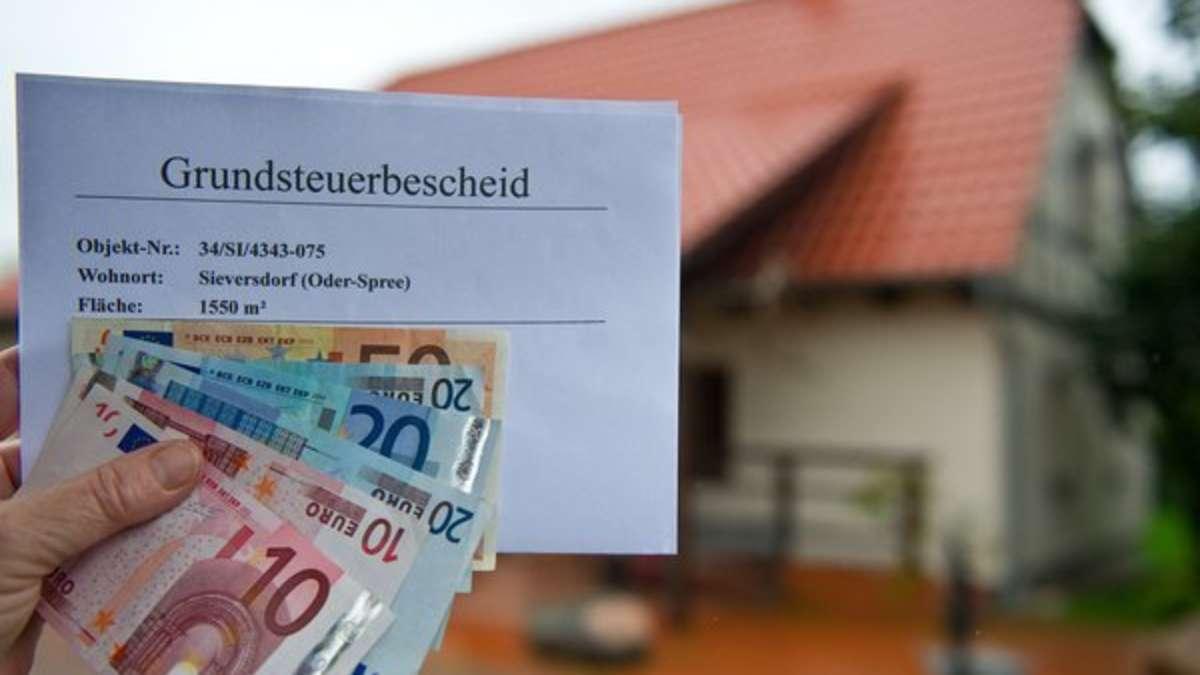 Grundsteuer: Höhe, Wie Oft Sie Entrichtet Werden Muss Und