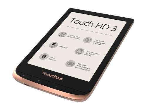 Neue E-Book-Reader von Amazon, Tolino und Pocketbook