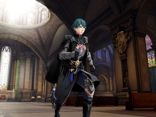 """Fire Emblem: Three Houses"" im Test: Hogwarts, knallhart und zuckersüß"