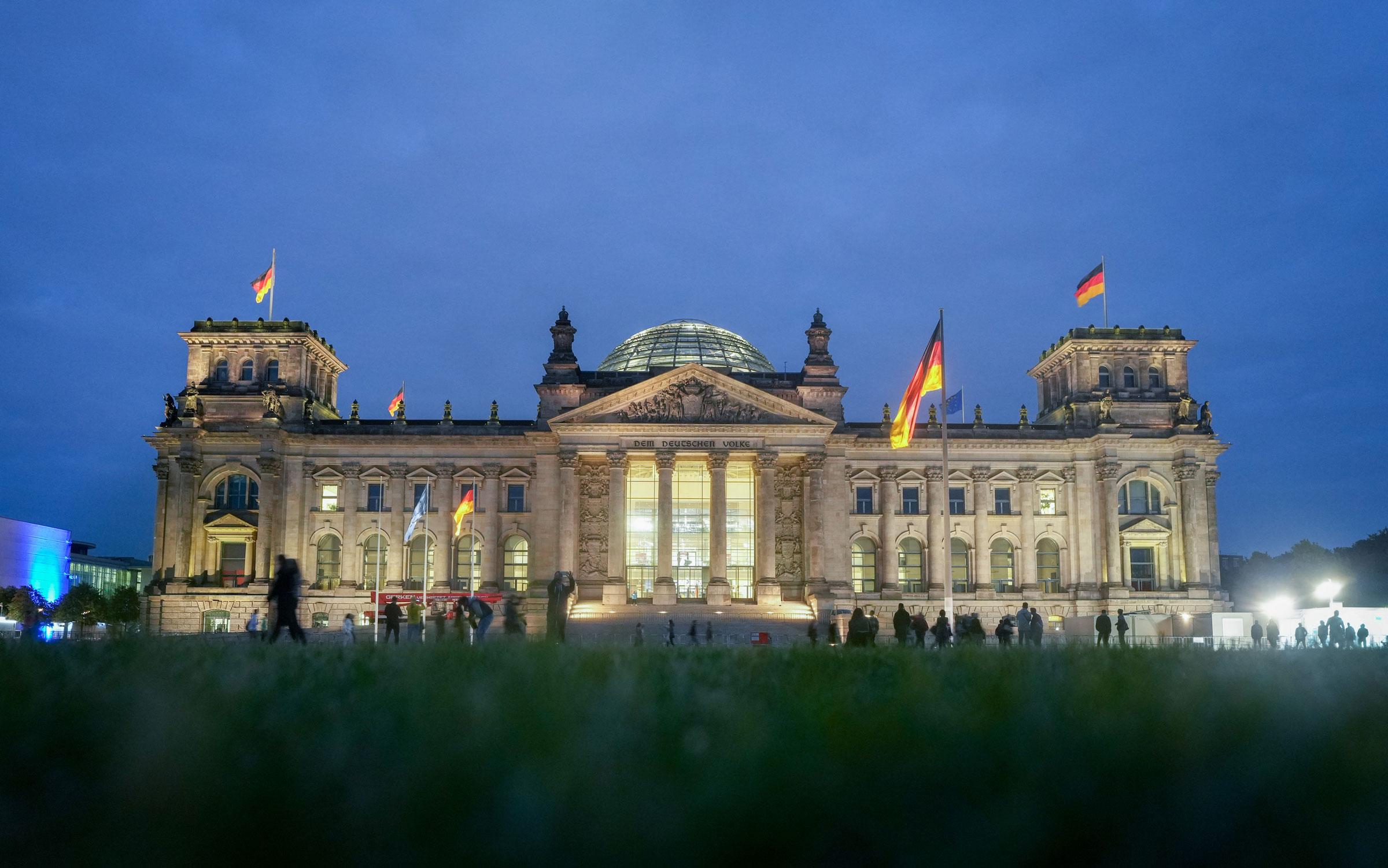 Bundestagswahl 2021: Deutschland wählt am 26. September den 20. Bundestag